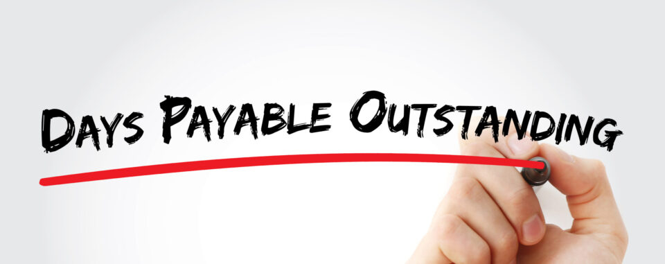 Days Payable Outstanding (DPO): Formula and Meaning Explained