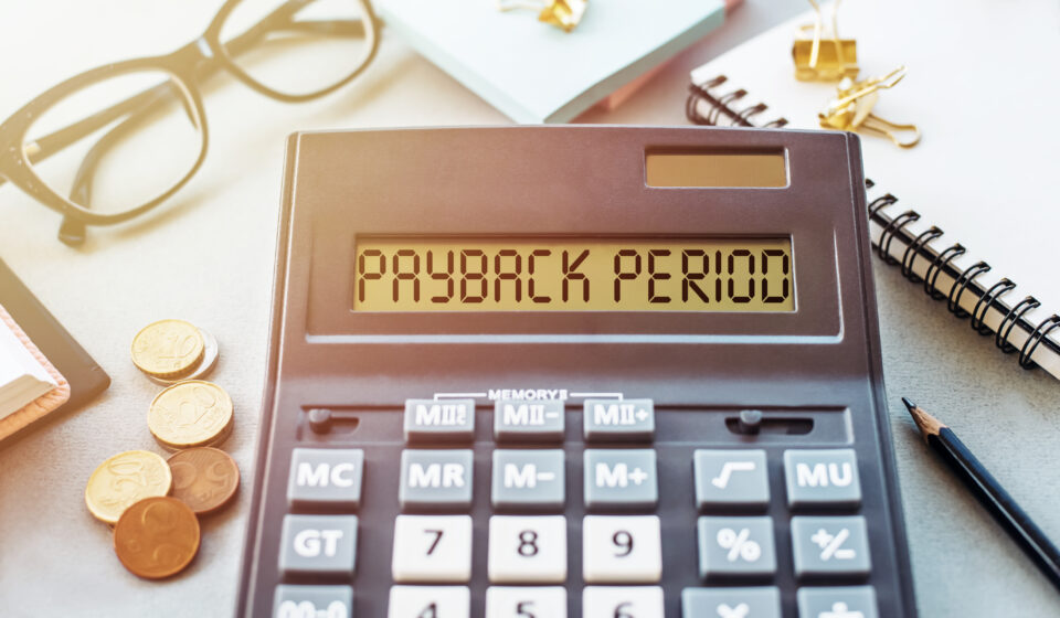 Payback Period: Formula, Discounted Method & Calculation Example